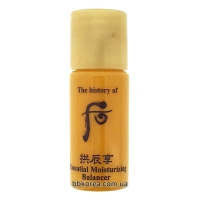Пробник The History Of Whoo Essential Moisturizing Balancer x5шт