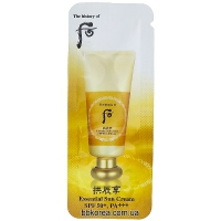 Пробник The History of Whoo Essential Sun Cream SPF 50+  PA+++ x10шт