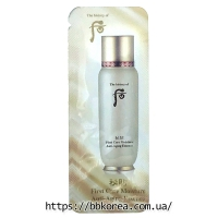 Пробник The History Of Whoo First Care Moisture Anti-Aging Essence x10шт