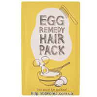 Пробник Too Cool For School Egg Remedy Hair Pack