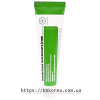 PURITO Centella Green Level Recovery Cream - натуральный крем для лица