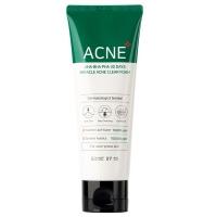 SOME BY MI AHA BHA PHA 30 Days Miracle Acne Clear Foam - пенка для лица с кислотами
