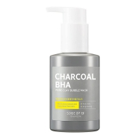 SOME BY MI Charcoal BHA Pore Clay Bubble Mask