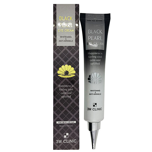3W CLINIC Black Pearl Eye Cream
