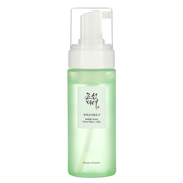 Beauty of Joseon Green Plum + Aha Bubble Toner
