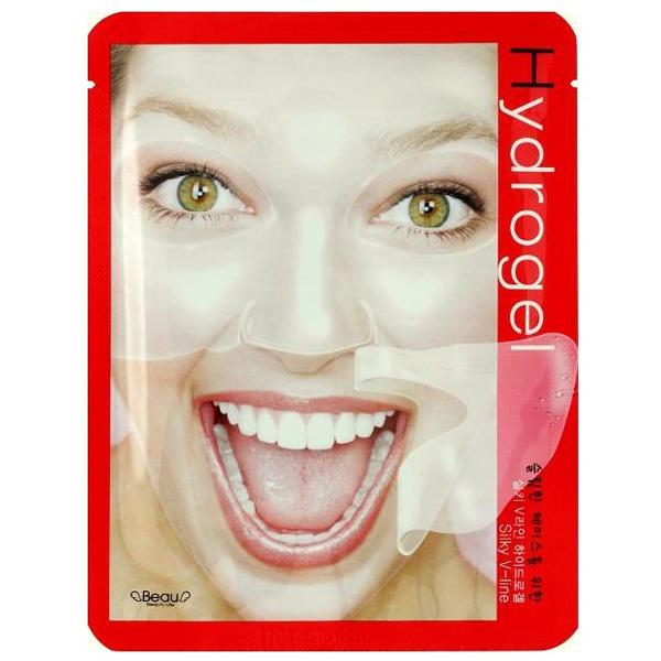 BeauuGreen Silky V-line Hydrogel Mask