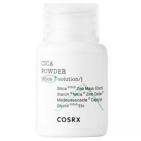 COSRX Pure Fit Cica Powder - корейская успокаивающая пудра