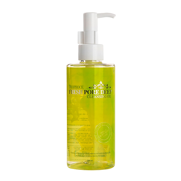 DEOPROCE Fresh Pore Deep Cleansing Oil