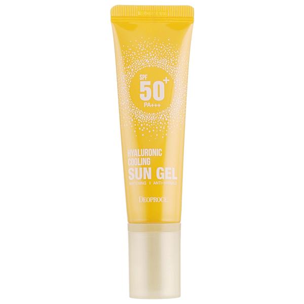 Deoproce Hyaluronic Cooling Sun Gel SPF50++ PA+++