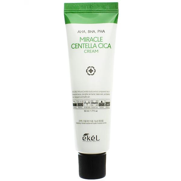 Ekel AHA, BHA, PHA Miracle Centella Cica Cream