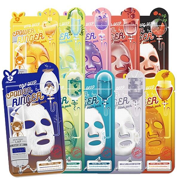 ELIZAVECCA Deep Power Ringer Mask Pack