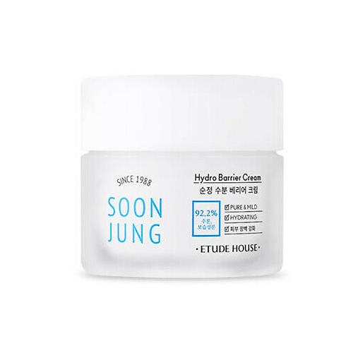 ETUDE HOUSE Soonjung Hydro Barrier Cream - увлажняющий крем для лица