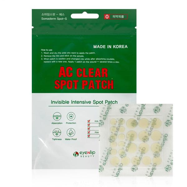 EYENLIP AC Clear Spot Patch