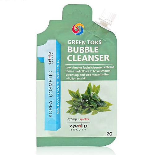 EYENLIP Green Toks Bubble Cleanser