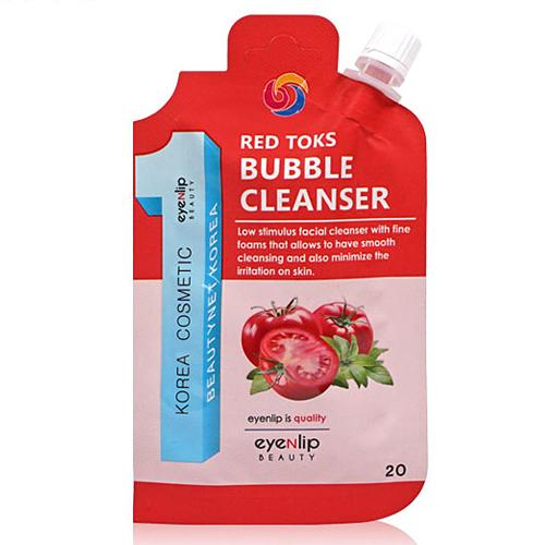EYENLIP Red Toks Bubble Cleanser