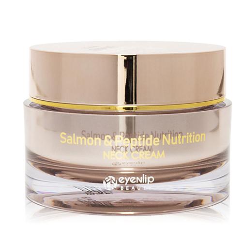EYENLIP Salmon & Peptide Nutrition Neck Cream - крем для шеи