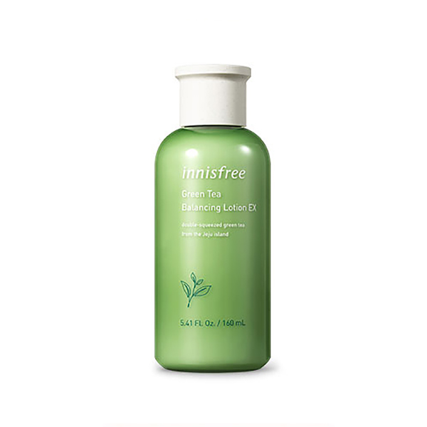 INNISFREE Green Tea Balancing Lotion Ex