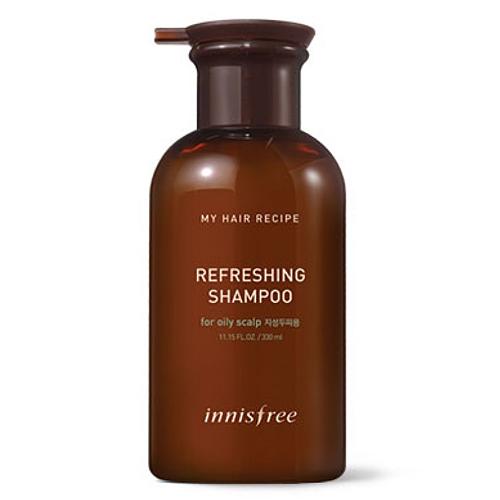 INNISFREE My Hair Recipe Refreshing Shampoo (For Oily Scalp)