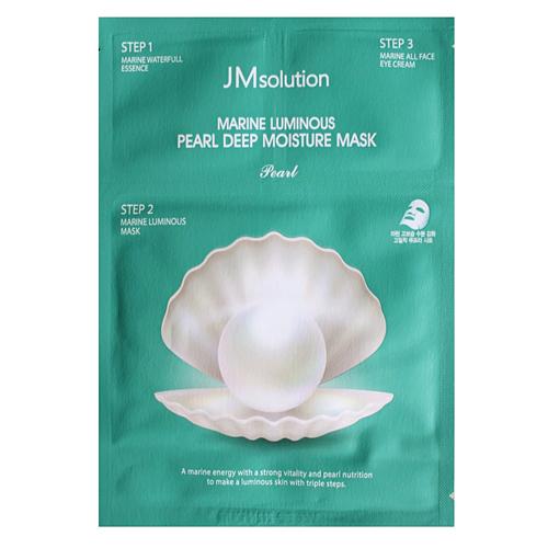 JMsolution Marine Luminous Pearl Deep Moisture Mask