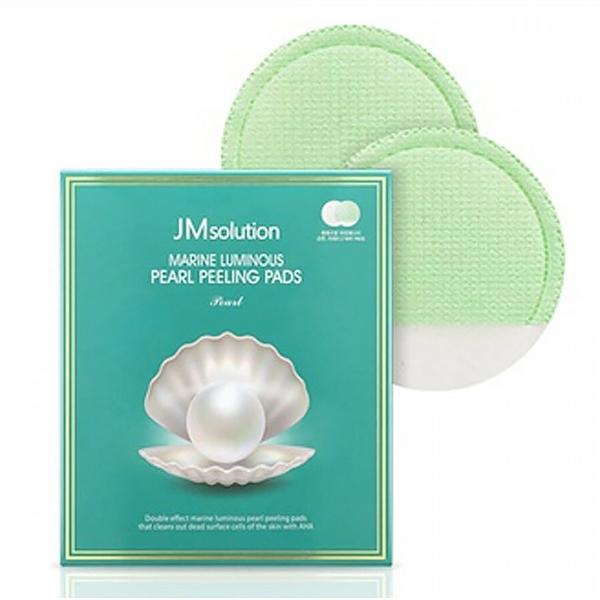 JMsolution Marine Luminous Pearl Peeling Pads [Pearl]