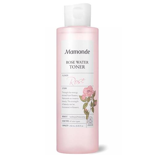 Mamonde Rose Water Toner - увлажняющий тонер для лица