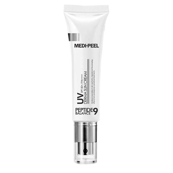 MEDI-PEEL Peptide 9 UV Derma Sun Cream SPF50+ PA++++