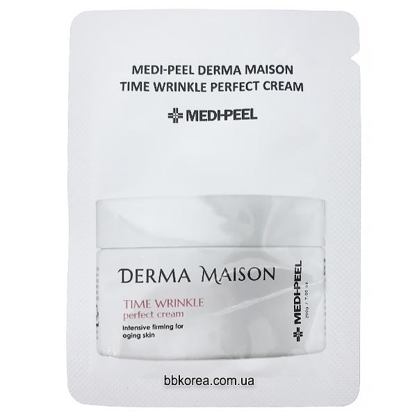 Пробник MEDI-PEEL Derma Maison Time Wrinkle Perfect Cream x10шт