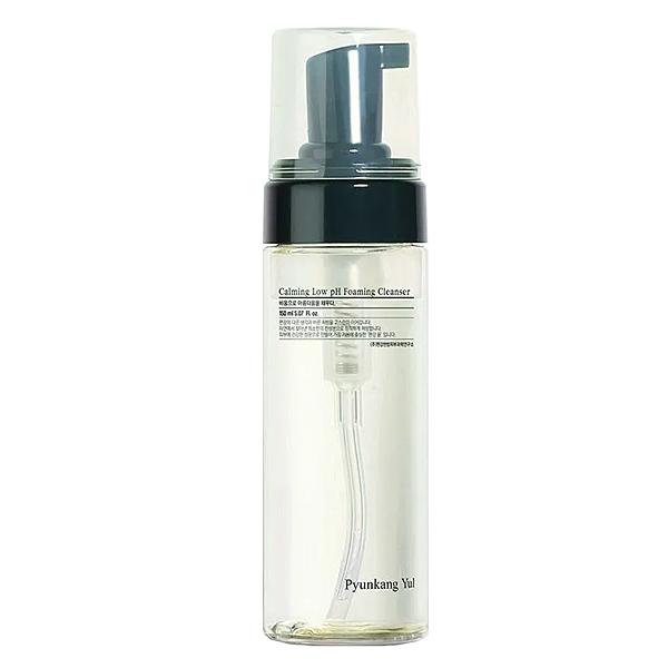 Pyunkang Yul Calming Low pH Foaming Cleanser - пенка для лица